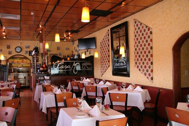 TRATTORIA  Casa Mia Trattoria Italian Restaurant North
