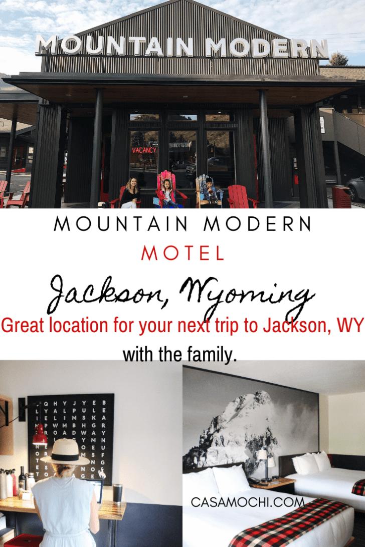 Mountain Modern Motel: Jackson, WY Review