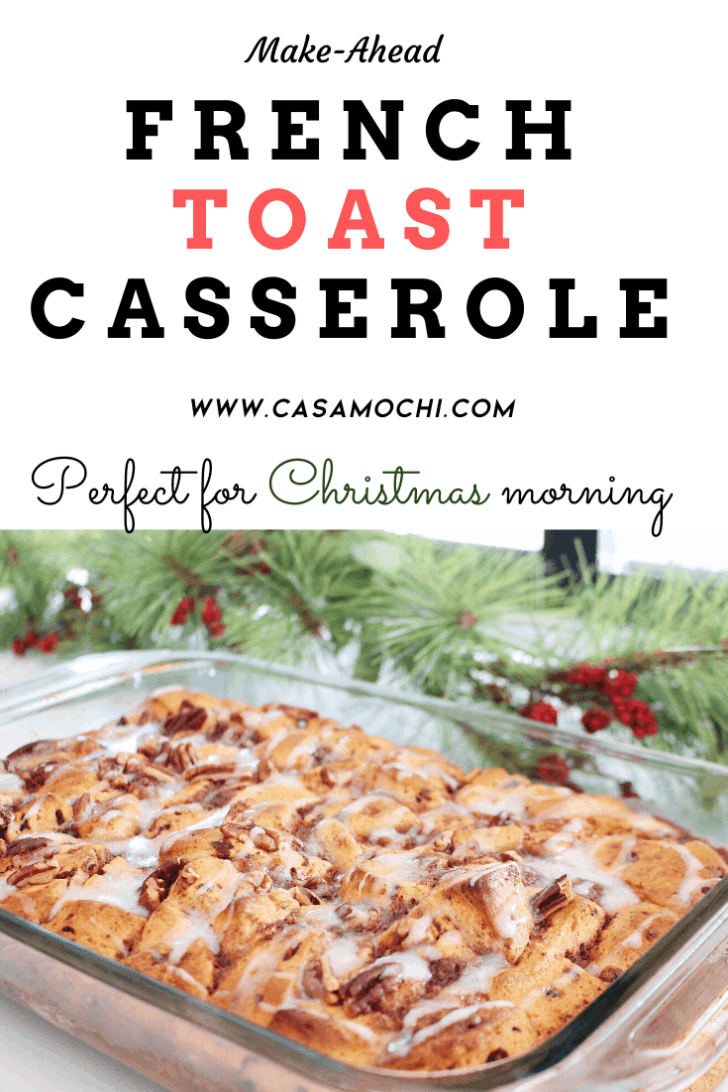 Easy French Toast Casserole: Make-Ahead for any Occasion