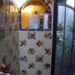 Used Kitchen Cabinets For Sale Remodeling Ideas Talavera Tiles – Charming Hand-painted Designs | Casa ...