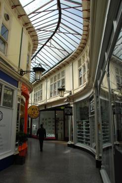 Een van de vele andere Arcades