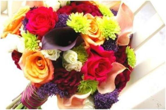 bouquet cheio I