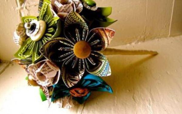 bouquet diferente III