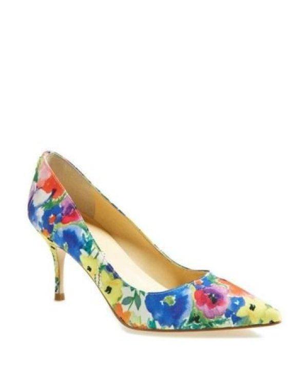 Modelos de sapato de noiva