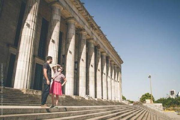 E-session em Buenos Aires para comemorar nossas bodas de 3 anos. Fotos de Henderson Moret