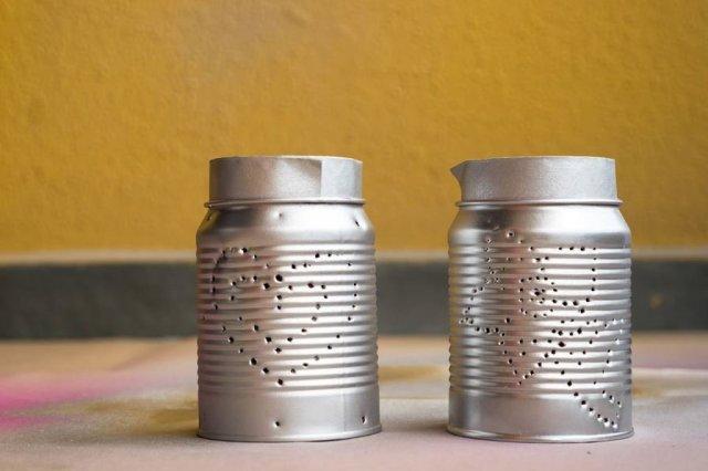 Tutorial: Luminárias de latinha para a decoração do seu casamento