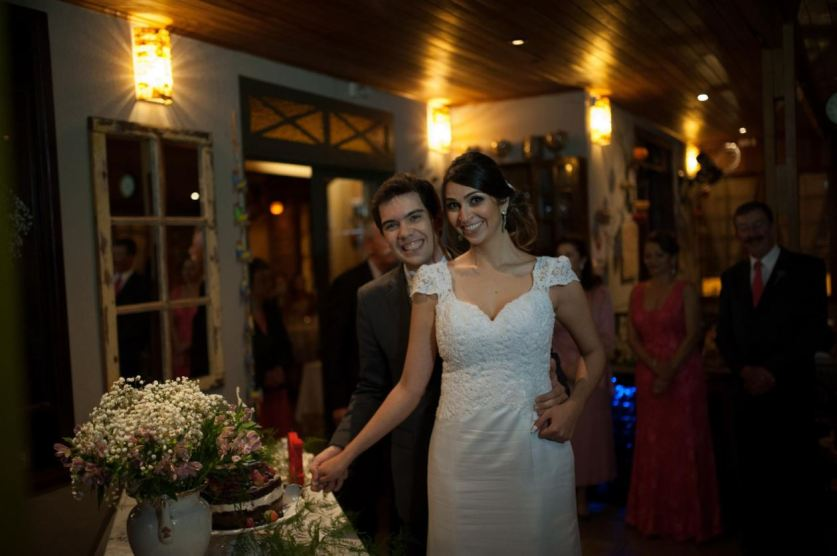 Casamento real e econômico   Ana e Bruno