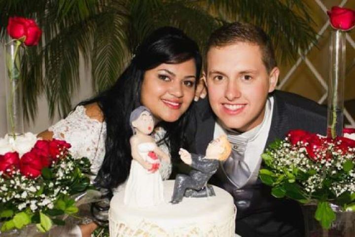 Casamento real e econômico | Jessica e Rafael