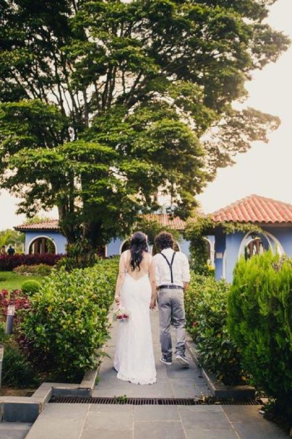 Casamento real e econômico | Kelly e Diego