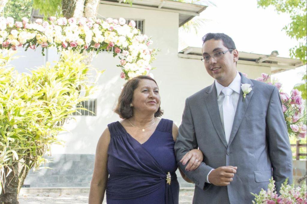 Casamento real e econômico   Áurea e Gustavo