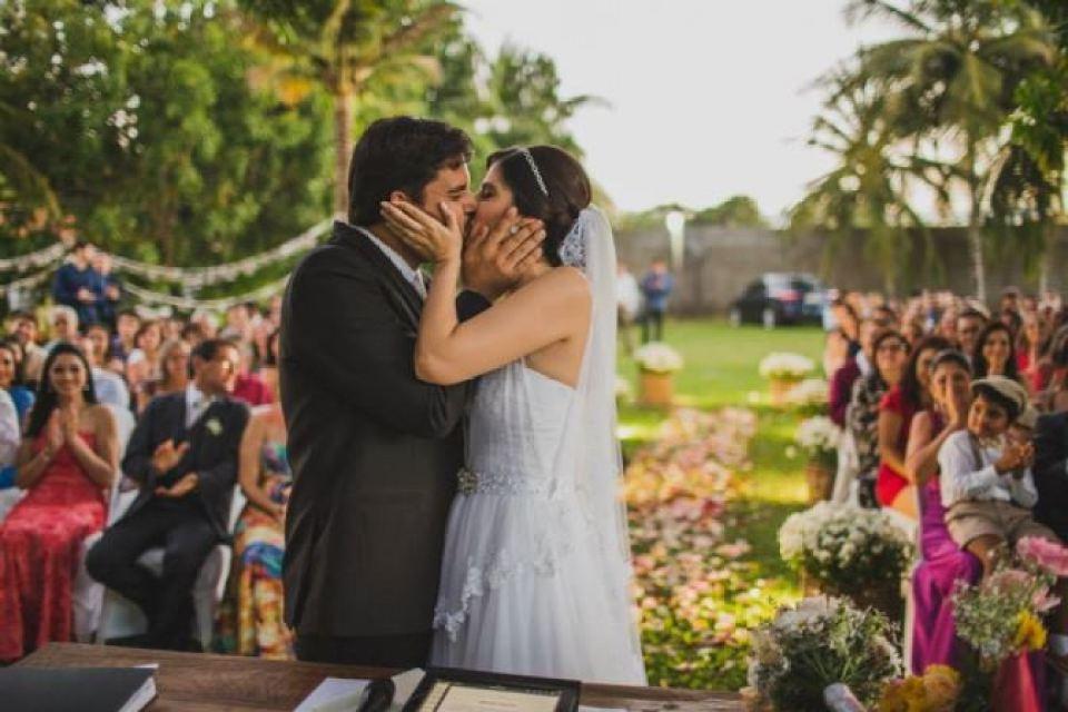 Casamento real e econômico   Marysa e Martinho