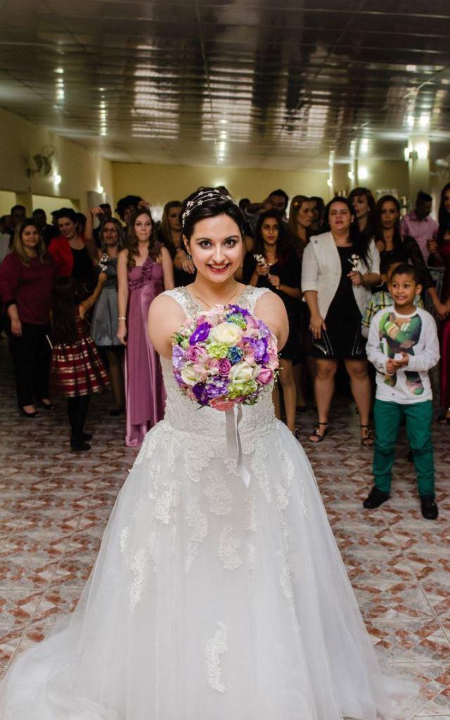 Casamento real e econômico | Dayane e Adriano