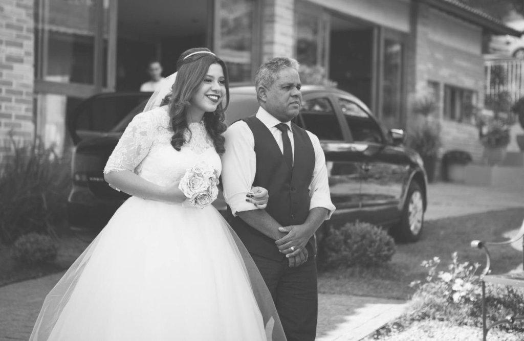 Casamento real e econômico   Letícia e Clauber