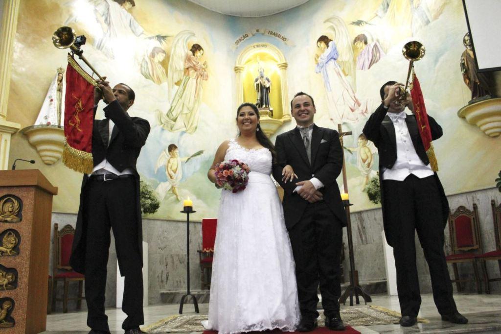 Casamento real e econômico   Jéssica e Higor
