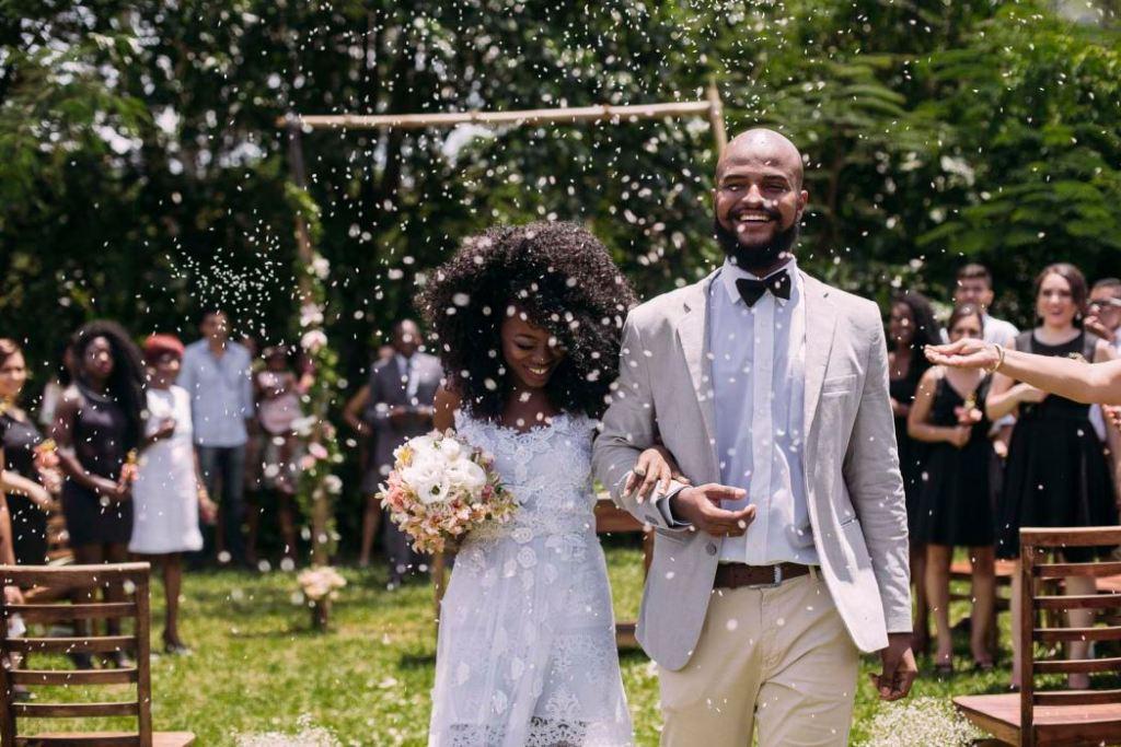 Casamento real e econômico | Aretha e Daniel