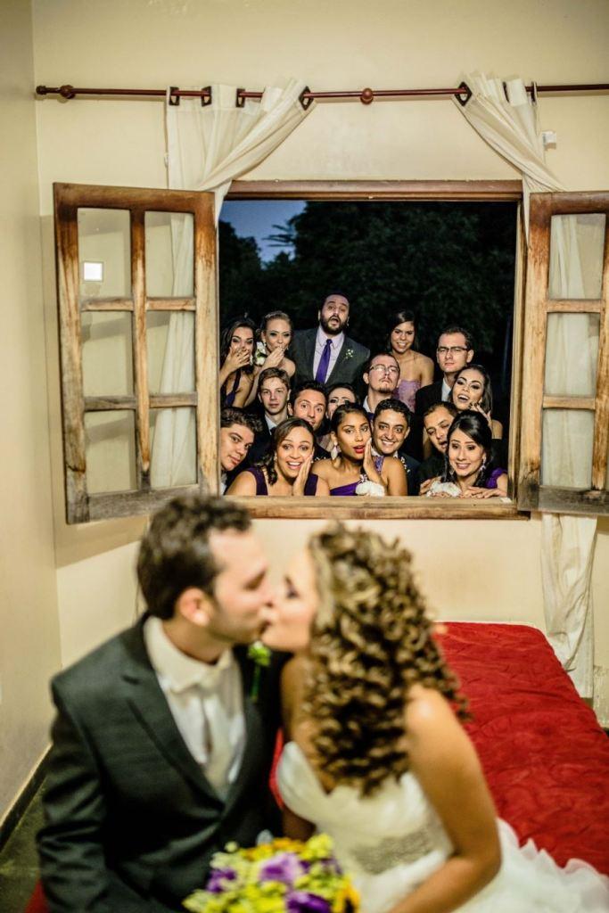 Casamento real e econômico   Bruna e Nino