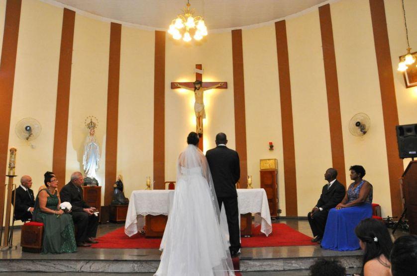 Casamento real e econômico   Michele e Will