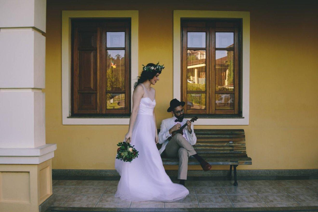 Vestido de Noiva Santorini (O Amor É Simples)