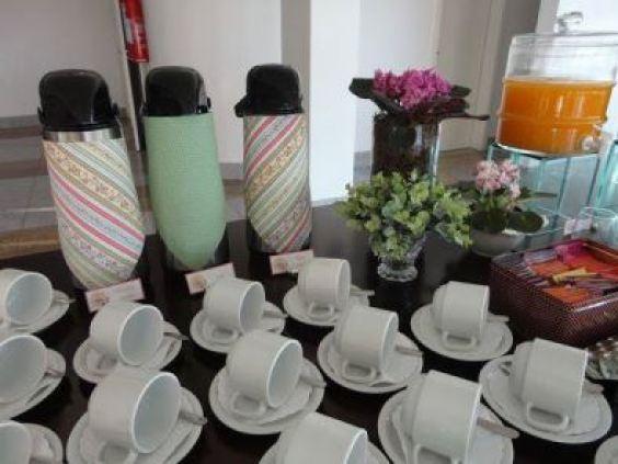 chá da tarde para casamento