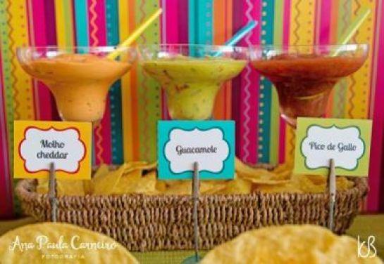 festa tematica mexicana casamento
