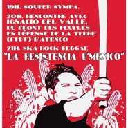 Soirée Mexique à la Casa Nica