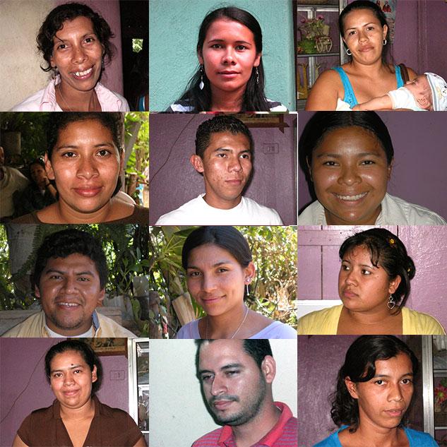 Anciens étudiants de Nica Beca
