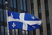 Bandeira do Quebec