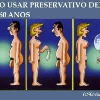 Como usar o preservativo depois dos 60 anos