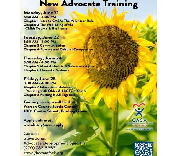 Next Advocate Training