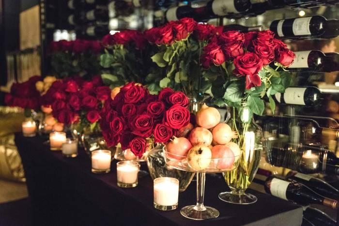 Prcticos talleres florales para la mesa de Navidad