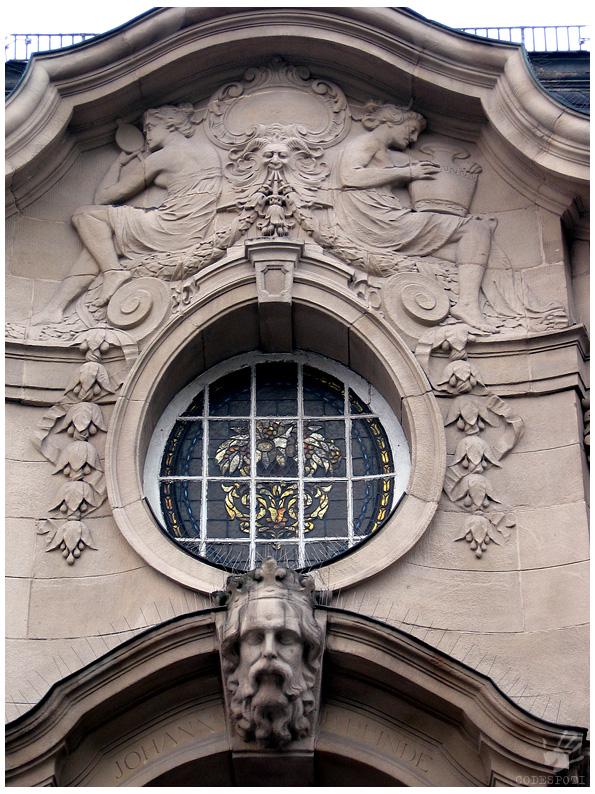 estilos de la arquitectura: Art Noveau
