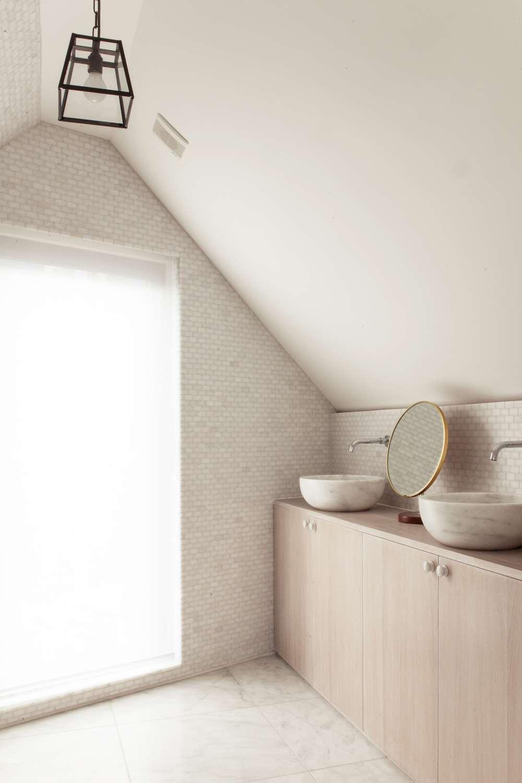 Casa Actual con Diseño Interesante