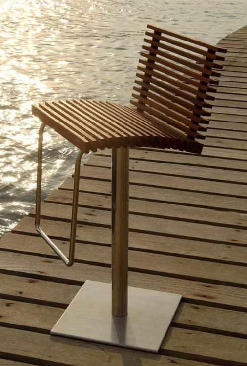Muebles de jard n de dise o contempor neo for Diseno de muebles para jardin