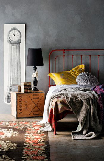 Viste tu cama con cabeceros a tu medida - Camas de forja ...