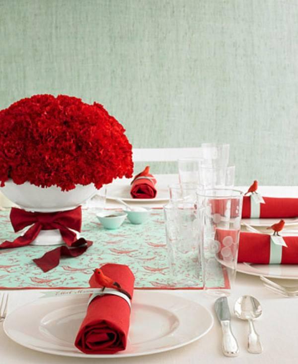 Ideas para hacer centros de mesa de navidad - Ideas para arreglos navidenos ...