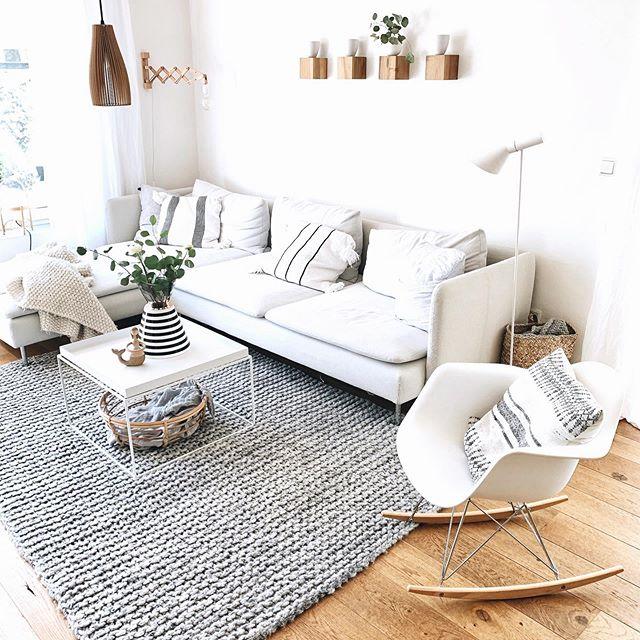 como decorar con alfombras