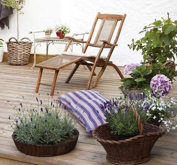 cómo elegir muebles de exterior