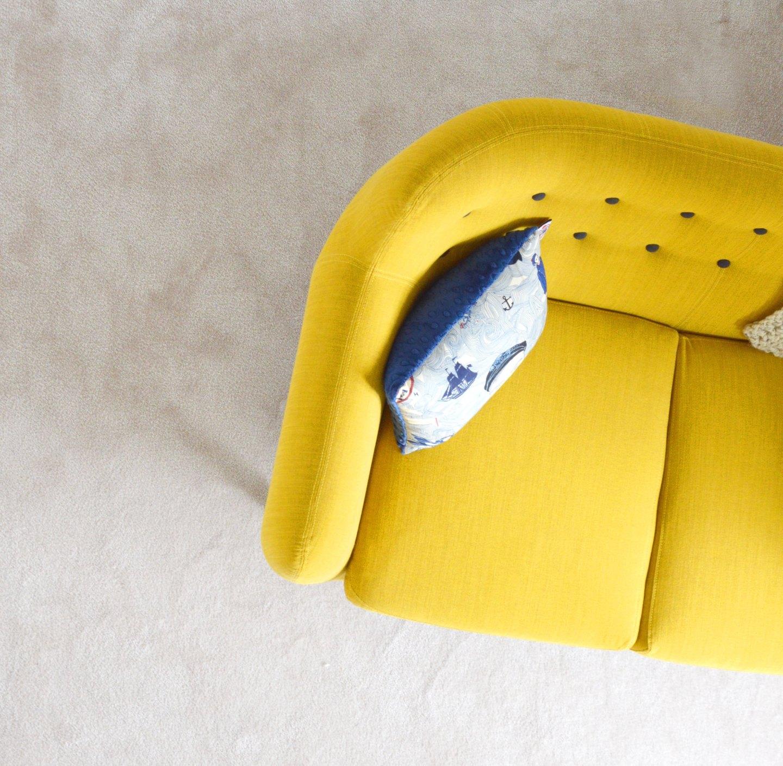 cómo ubicar el sofa
