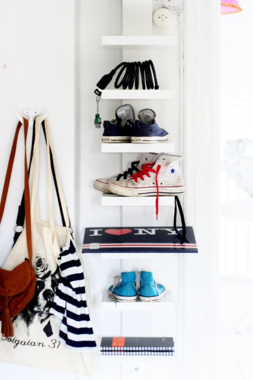 Deco idea muebles verticales para espacios peque os - Muebles de salon para pequenos espacios ...