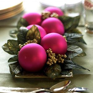 colores vibrantes para decorar mesas