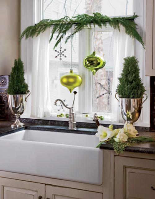 decoracion en navidad para la casa