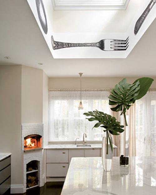 decoracion-romantica-original-cocina-tragaluz