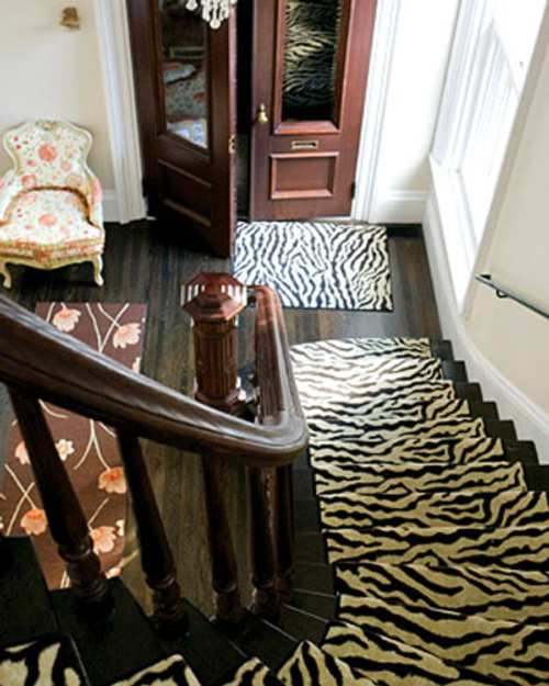 decoracion-romantica-original-escalera