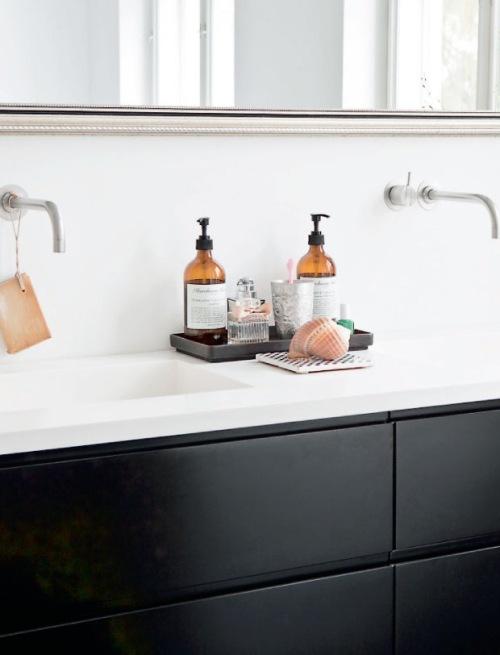 diseño de mobiliario de baño