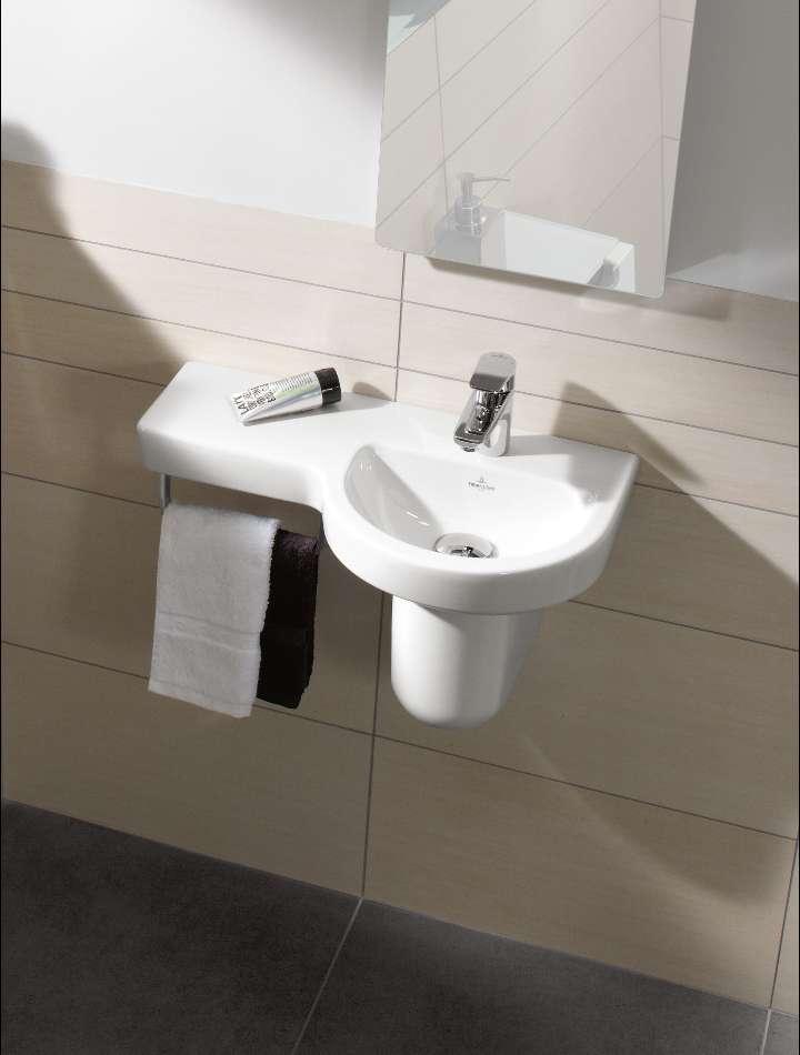 Muebles de ba o modernos ideales para espacios peque os for Disenos de muebles para banos pequenos