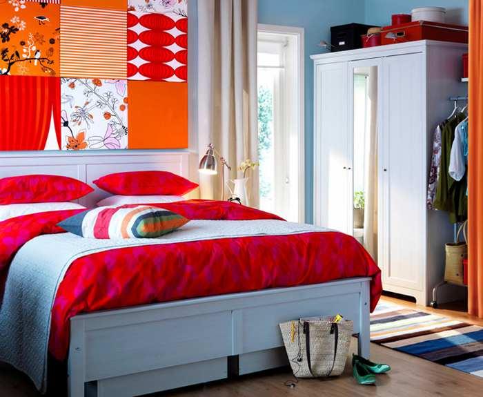 Dise os de dormitorios de ikea for Dormitorio original