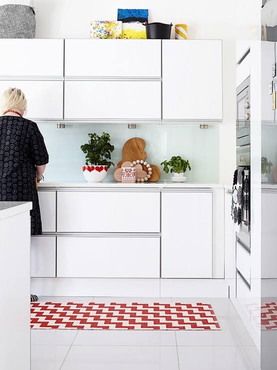 Distribuci n de los muebles de cocina for Distribucion muebles cocina