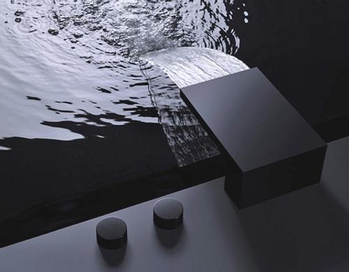 flujo de agua en corrientes individuales