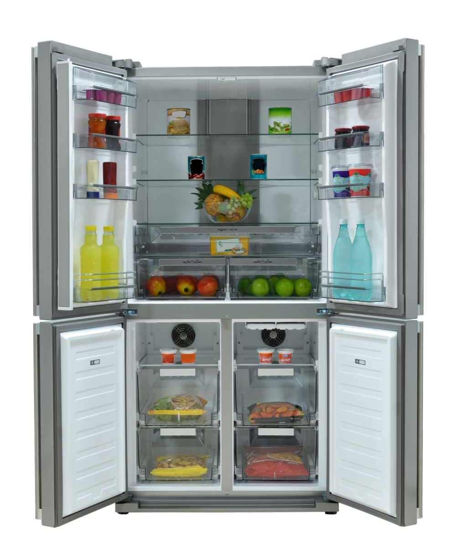 frigoríficos modernos