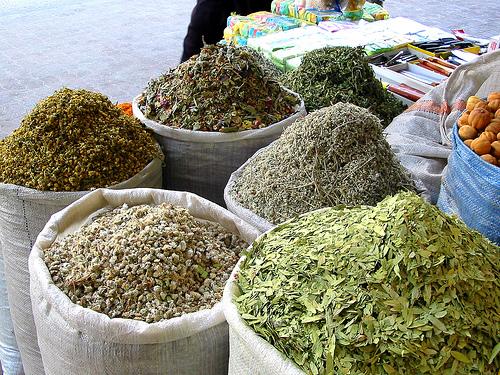 C mo conservar hierbas arom ticas y condimentos - Plantas aromaticas en la cocina ...
